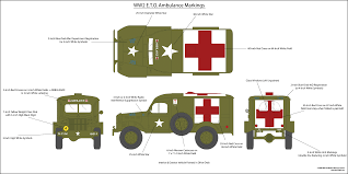 ww2 jeep side view medical vehicle markings ww2 us medical research centre