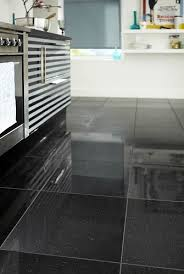 polished granite black galaxy 30 5x30 5cm tile topps tiles