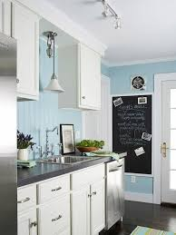 White Blue Kitchen 43 Best Pop Of Color Images On Pinterest Home Room And Kitchen