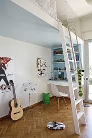 mezzanine chambre un lit mezzanine pour gagner de la place joli place