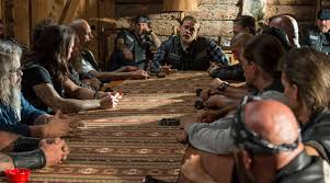 Sons Of Anarchy Meeting Table Salvage Sons Of Anarchy Fandom Powered By Wikia