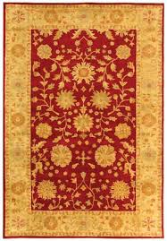 Heritage Unlimited Rugs Red And Gold Rug At Rug Studio