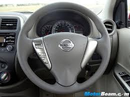 nissan micra x reg nissan micra x shift steering indian autos blog