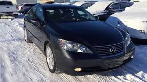 lexus es 350 for sale 2009 pre owned grey on light grey 2009 lexus es 350 4dr sdn walk around