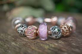 glass beads pandora bracelet images Review pandora rose pink shimmer glass murano be charming blog jpg