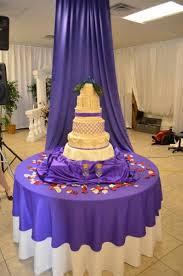 wedding cake table stunning wedding cake table drapery rental gallery