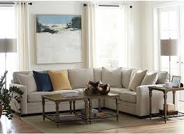 Sectional Sofas Havertys by Beckett Sectional Havertys