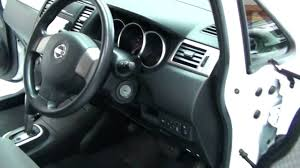 nissan tiida latio 2006 1 5l auto youtube