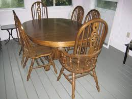 ethan allen dining table and chairs used ethan allen country french dining table and chairs used early