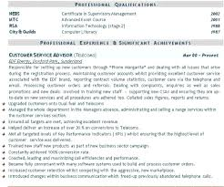 objective customer service resume customer service administrator