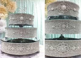 bling cake stand 35 best bling bling wedding images on bling wedding