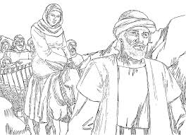 mary and gabriel coloring page creativemove me
