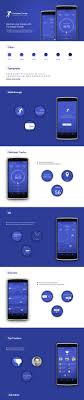 pedometer app for android footsteps tracker pedometer app concept android on behance