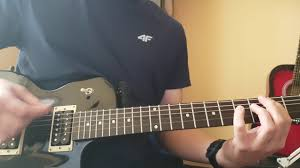 Dead Flowers Tabs - type o negative dead again guitar cover lesson w tabs youtube