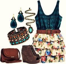 beautiful clothes shoes dress dress vintage blue dress clothes beautiful