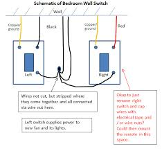 captivating simple question regarding wall switch wiring