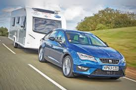 tow car of the year 2015 seat leon st 2 0 tdi 184 fr tow car