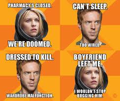 comic con 2012 homeland s hilarious season 2 memes exclusive