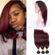 ombre weave cheap ombre 1b burgundy ombre hair weaves with