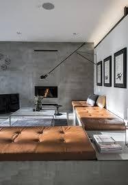 concrete interior design concrete walls how to use them in contemporary home interiors