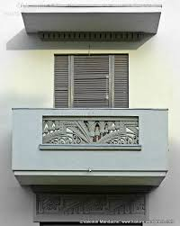 art deco balcony tulip theme art deco balcony historic houses of romania case de