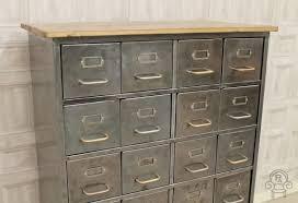 vintage metal file cabinet fantastic retro filing cabinet with industrial metal drawers vintage