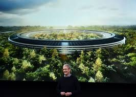 New Apple Headquarters Channeling Steve Jobs Apple Seeks Design Perfection At New