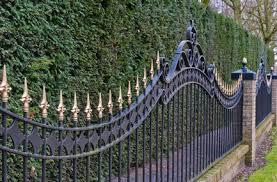 ornamental wrought iron gates birmingham mi san marino iron works