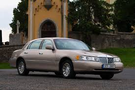 Myths And Legends Lincoln Town Car The Truth About Cars