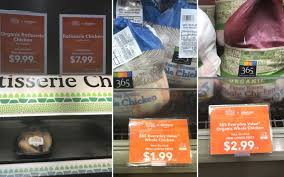 when does amazon black friday promotion end whole foods u0027 amazon powered price cuts are live have already