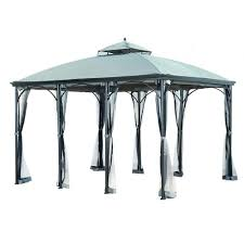 Patio Gazebo Replacement Covers by Outdoor Sunjoy Gazebo Replacement Canopy Screened Gazebos