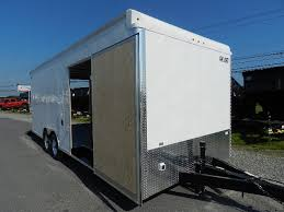 V Nose Enclosed Trailer Cabinets by Enclosed Trailer Cabinets 28 Carmate 8 5 X 22 Enclosed Landscape