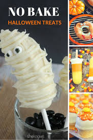 Simple Halloween Treat Recipes 155 Best Diy Halloween Images On Pinterest Halloween Foods