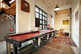 Warehouse Loft Floor Plans Touch Of New York Loft Style Warehouse Conversion In Melbourne