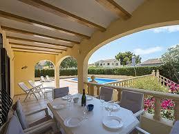 villa escudero calpe costa blanca alicante province