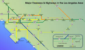 Route 66 California Map by Alternate History Weekly Update Map Monday Pasadena D By David