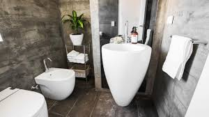 Tile Powder Room Ideas This Powder Room Featured On Channel Nine U0027s The Blocktagon And