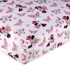 Minnie Crib Bedding Set Wonderful Disney Minnie Mouse Crib Bedding Set Dijizz