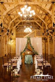 craft the wedding of your dreams with event decor from prime time