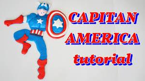 capitan america 2d fondant cake topper avengers cake torta pasta