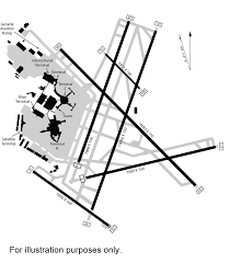 Phoenix Airport Map by Nextgen U2013 Boston General Edward Lawrence Logan Airport