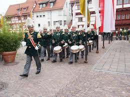 Spielmannszug Bürgerwache Saulgau 1239 E V