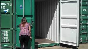 how to operate shipping container doors www bullmanscontainers