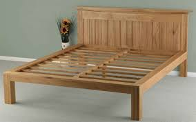 Wood Frame Bed Wooden Size Bed Frame Wooden Bed Frames Template Na Ryby Info