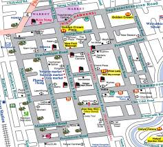map of hat yai photographs and map of the city of hat yai