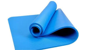 amazon com thick yoga mat kapoo all purpose exercise mat 1 2