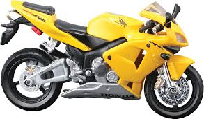 buy honda cbr buy bburago honda cbr 600rr yellow u20b9 509 by bburago from