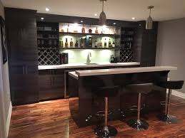 Basement Kitchen Bar Ideas Kitchen Modern Galley Bar Find Basement Companies Spaces Stool
