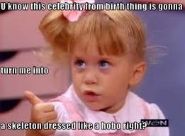 Ashley Meme - very funny pics celebrities celebrity pictures mary kate ashley