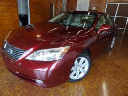 lexus sedan 2007 2007 lexus es 350 platinum collection llc